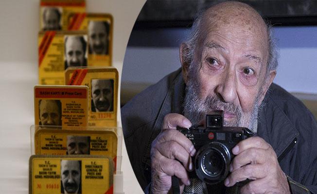 Duayen Fotoğraf Sanatçısı Ara Güler Hayatını Kaybetti