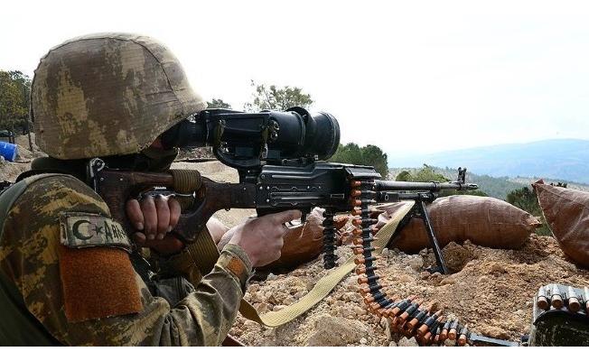 Barış Pınarında 15 terörist etkisiz hale getirildi