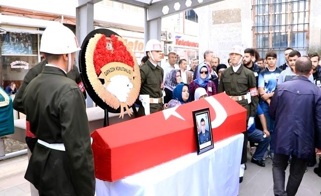 Piyade Uzman Onbaşı Doğancan Türk Son Yolculuğuna Uğurlandı