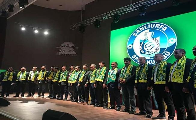 Şanlıurfaspor Başkanı Emin Yetim Güven Tazeledi