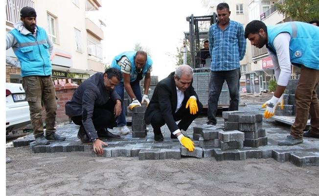 Başkan Demirkol, Çalışmaları Yerinde Denetliyor