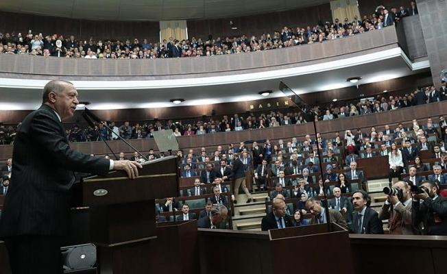 Erdoğan: O kişi hiç bir zaman AK Partili olamamıştır!
