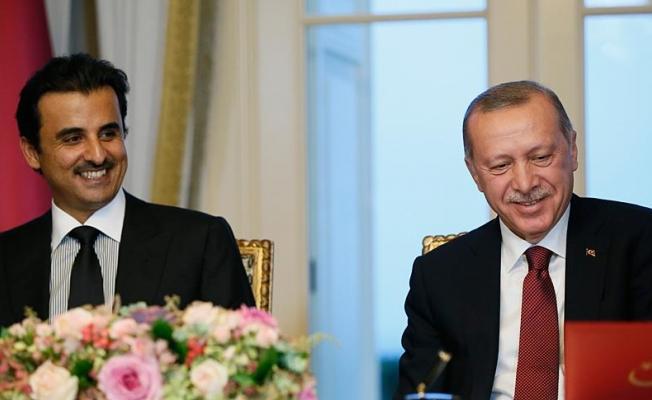 Erdoğan: Türkiye ve Katar kara gün dostudur