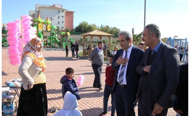 Başkan Demirkol; 33 Parkımızı Haliliye'mize Kazandırdık
