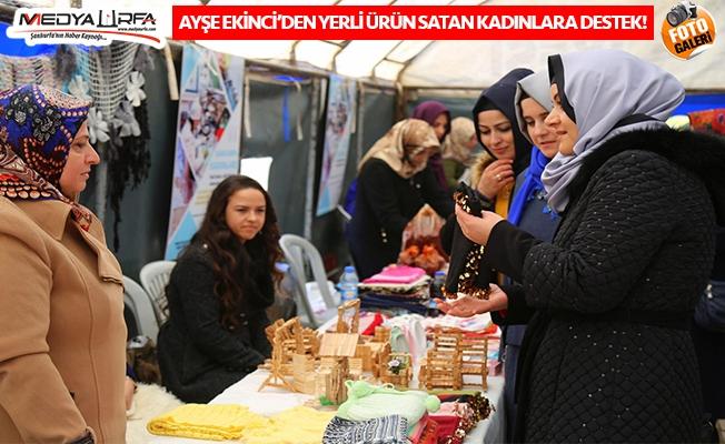 Eyyübiye Belediyesi'nden yerli ürünlere destek!