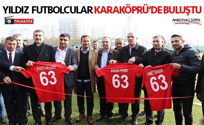Karaköprü'de görkemli stad açılışı!