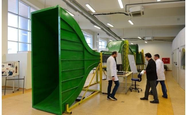 Urfa'da güneş kolektörleri zorlu testlerden geçiyor