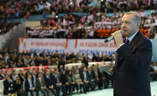 AK Parti'nin İzmir adayları açıklandı