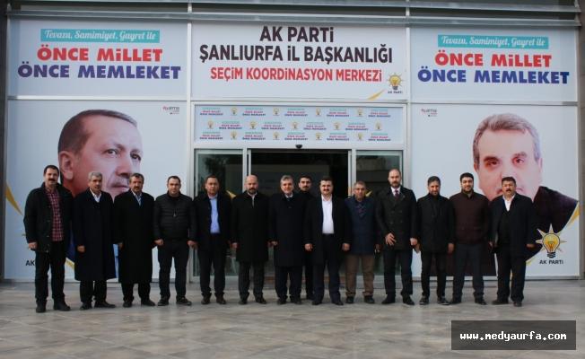 AK Parti SKM seçime hazır!