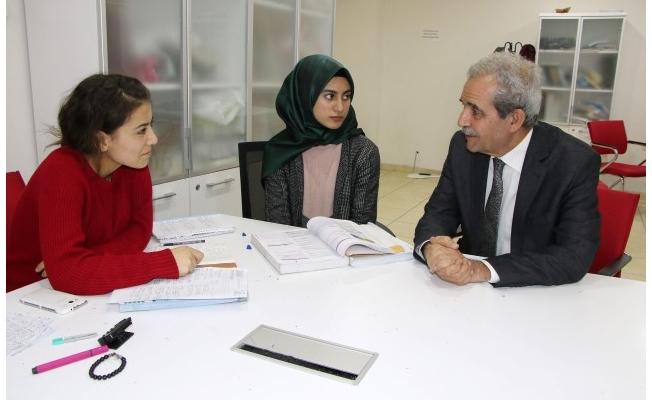 Gençlerden Başkan Demirkol'a teşekkür