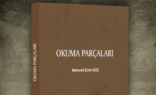 Mehmet Emin Kuş'un yeni kitabı çıktı!