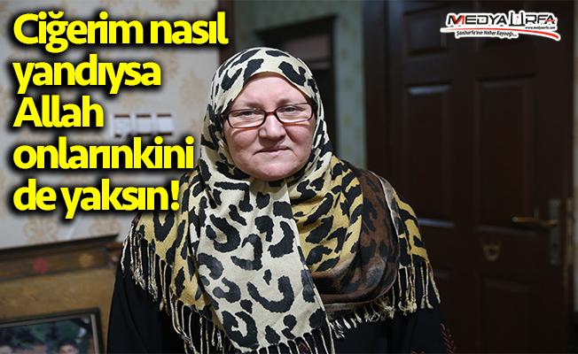 Terör mağduru Suriyeli Kürt annenin acı feryadı