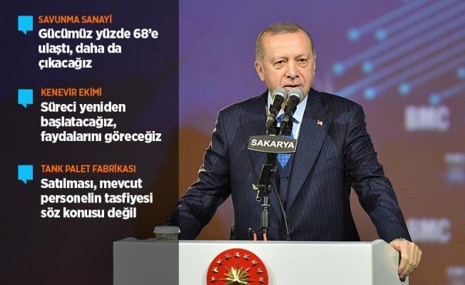 """""""Türkiye güçlü olmak zorundadır"""""""