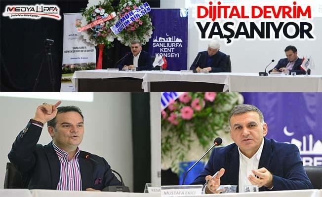 """Urfa'da """"Yerel Medya ve Dijitalleşme Konferansı"""""""