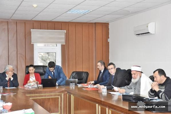 HRÜ'de Göç ve Entegrasyon Çalıştayı Düzenlendi