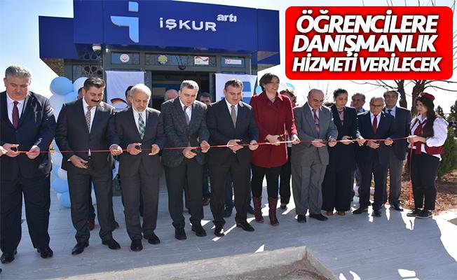 HRÜ'de İŞKUR artı hizmet noktası açıldı!