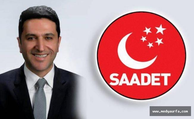 Saadet'in Haliliye adayı Hekimoğlu oldu!