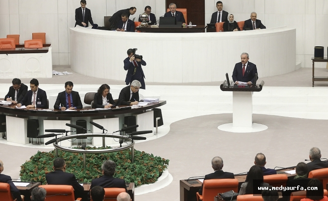 Şentop, yeniden TBMM Başkanı seçildi