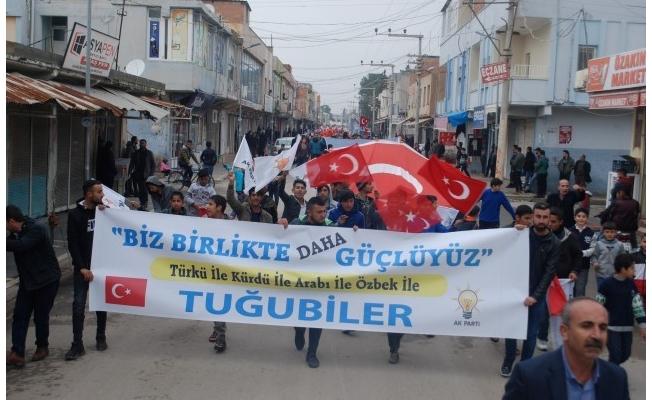 'Tuğubi Aşireti'nden AK Parti'ye Tam Destek