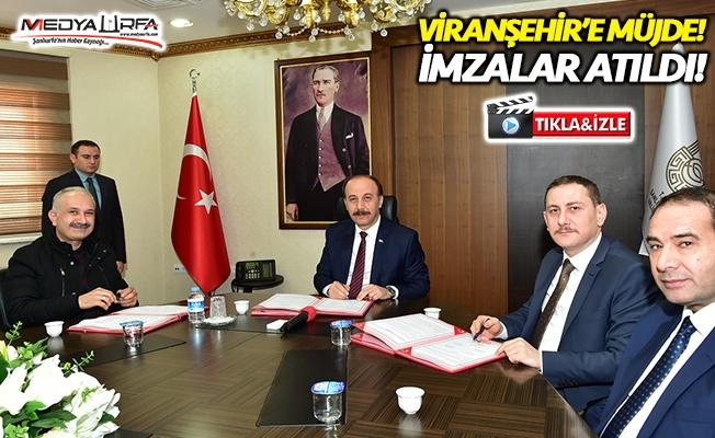 Viranşehir OSB'de İlk Tekstil Atölyesi