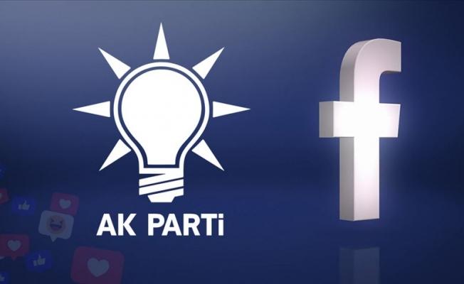 AK Parti, sosyal medyada milyonlara ulaştı