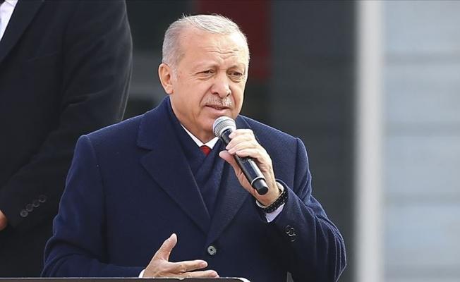 Erdoğan: Siz söylemezseniz biz ilan edeceğiz