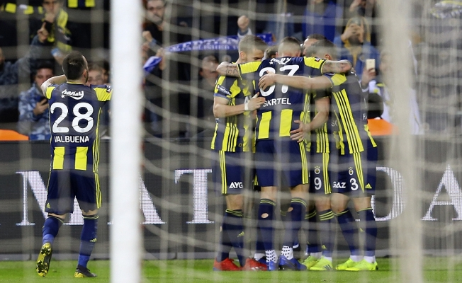 Fenerbahçe, 3 hafta sonra kazandı