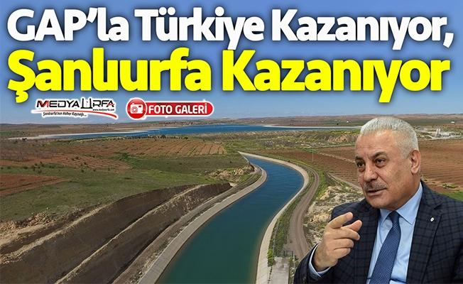 Şanlıurfa'dan Mardin'e nehir akıyor!