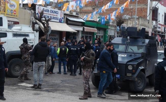 Viranşehir'de silahlı kavga: 2 yaralı