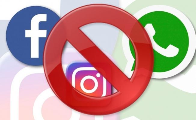 Whatshapp, İnstagram ve Facebook'ta erişim sorunu!