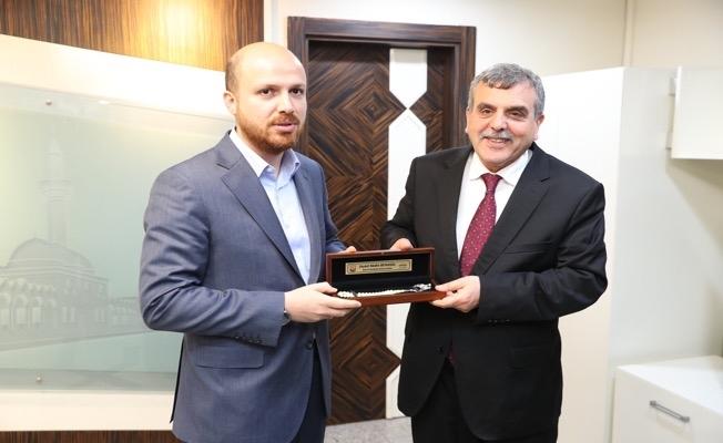 Bilal Erdoğan Şanlıurfa'da