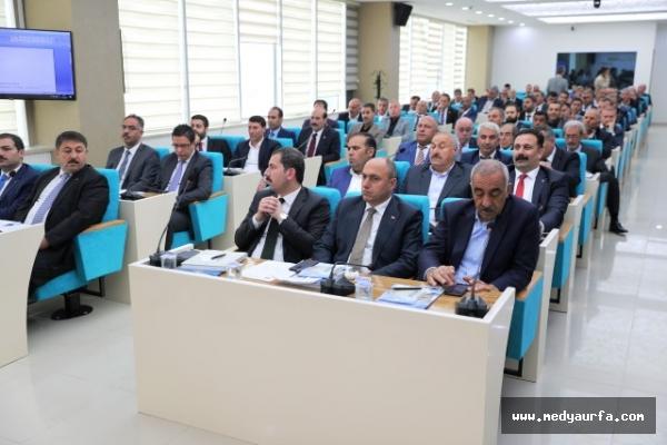 Büyükşehir Meclisi'nde yeni dönem