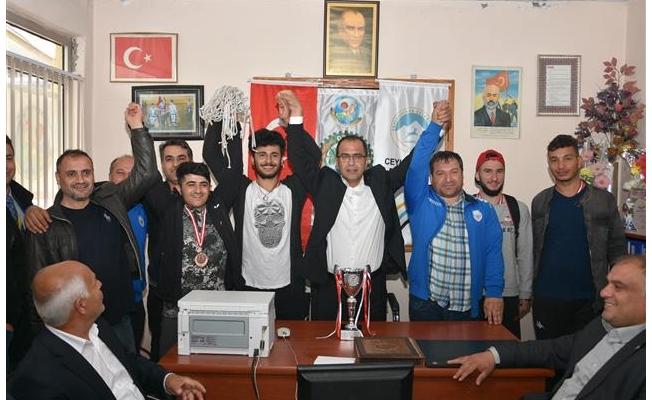 Ceylanpınar Engelliler'de Süper Lig sevinci