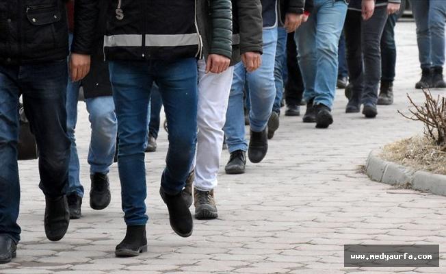 Urfa merkezli FETÖ operasyonuna 8 tutuklama
