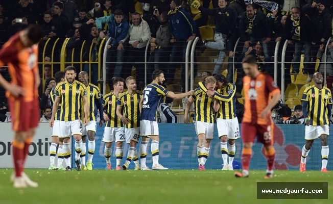 Galatasaraylılar Kadıköy'de galibiyeti özledi