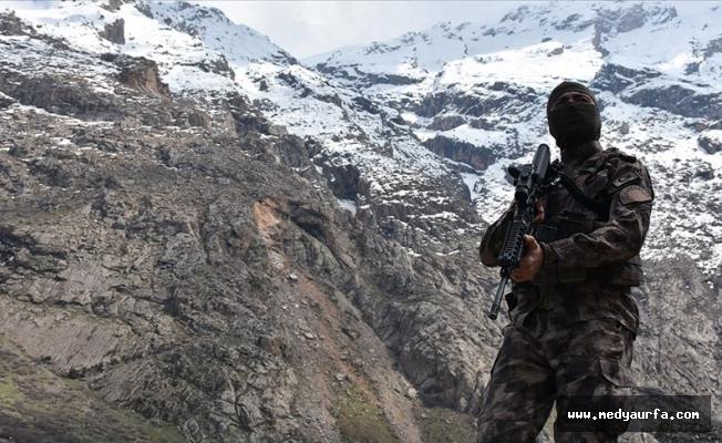 Hakkari'de 4 terörist etkisiz hale getirildi