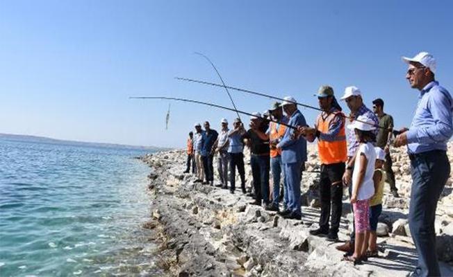 Şanlıurfa'da balıkçılar kooperatif kuruyor