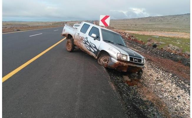 Şanlıurfa'da trafik kazaları: 4 yaralı