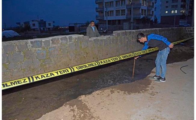 Siverek'te su dolu çukura düşen çocuk öldü