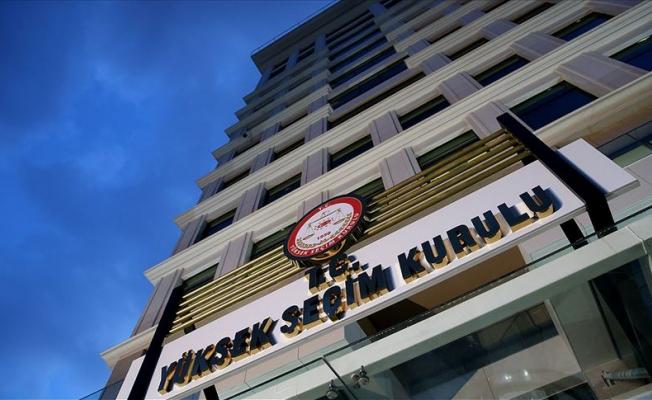 YSK'dan AK Parti'nin Ankara talebine ret