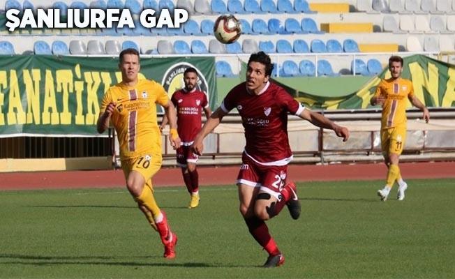 Birevim Elazığspor: 0 - Afjet Afyonspor: 1