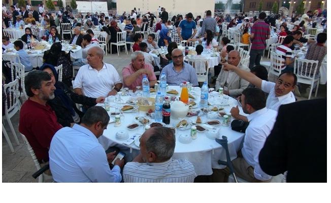 Büyükşehir'in Kardeşlik Buluşmaları Sürüyor