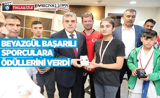 Büyükşehir Sporcuları Ulusal Ödülleri Topluyor