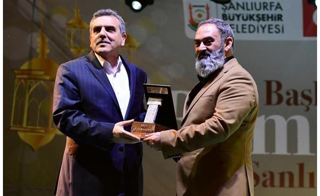 Dursun Ali Erzicanlı Urfa'da sevenleriyle buluştu