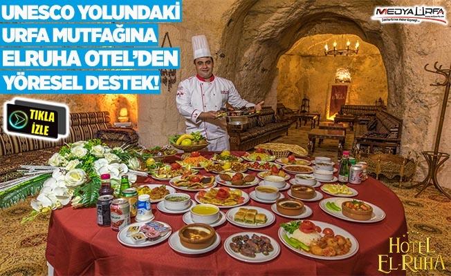 ELRUHA Otel'de iftar vakti!