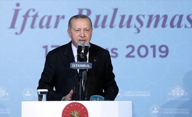 Erdoğan: Oy hırsızlığı felakettir