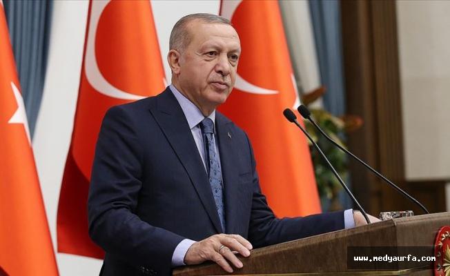 Erdoğan'dan 'Pençe Operasyonu' mesajı