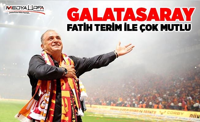 Galatasaray, Terim ile yeni sözleşme imzaladı