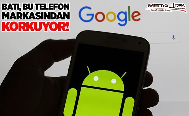 Google, Huawei ile olan ilişkilerini askıya aldı