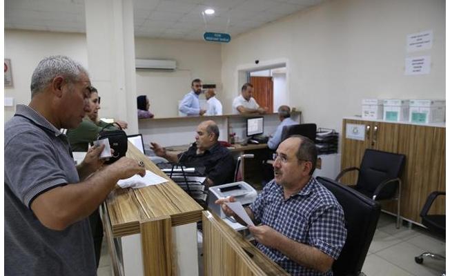 Haliliye Belediyesi uyardı! Son Gün 31 Mayıs